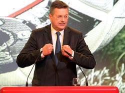 DFB-Präsident Grindel will die EM 2024 nach Deutschland holen