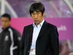 Chinas Trainer Gao Hongbo kündigte seinen Abschied an