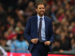Soll England zurück in die Weltspitze führen: Gareth Southgate