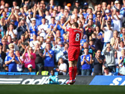 Eine Legende hört auf: Steven Gerrard sagte ade