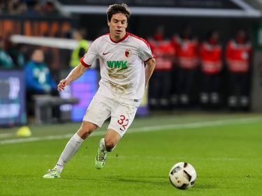 Raphael Framberger soll bis 2021 in Augsburg spielen