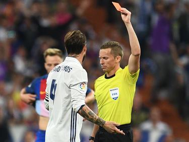 Sergio Ramos wurde nach seinem Platzverweis lediglich für ein Spiel gesperrt