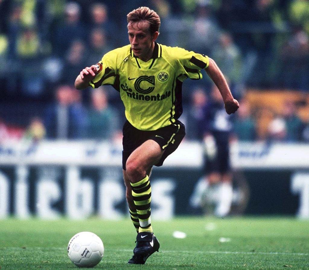 9. Platz: Jörg Heinrich (1998)
