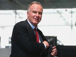 Karl-Heinz Rummenigge hat Franck Ribéry für seine Kritik an Ex-Trainer Pep Guardiola gerügt