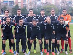 Once inicial del Marbella FC frente al filial del Córdoba