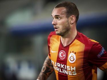 Wesley Sneijder erzielte das Tor des Tages