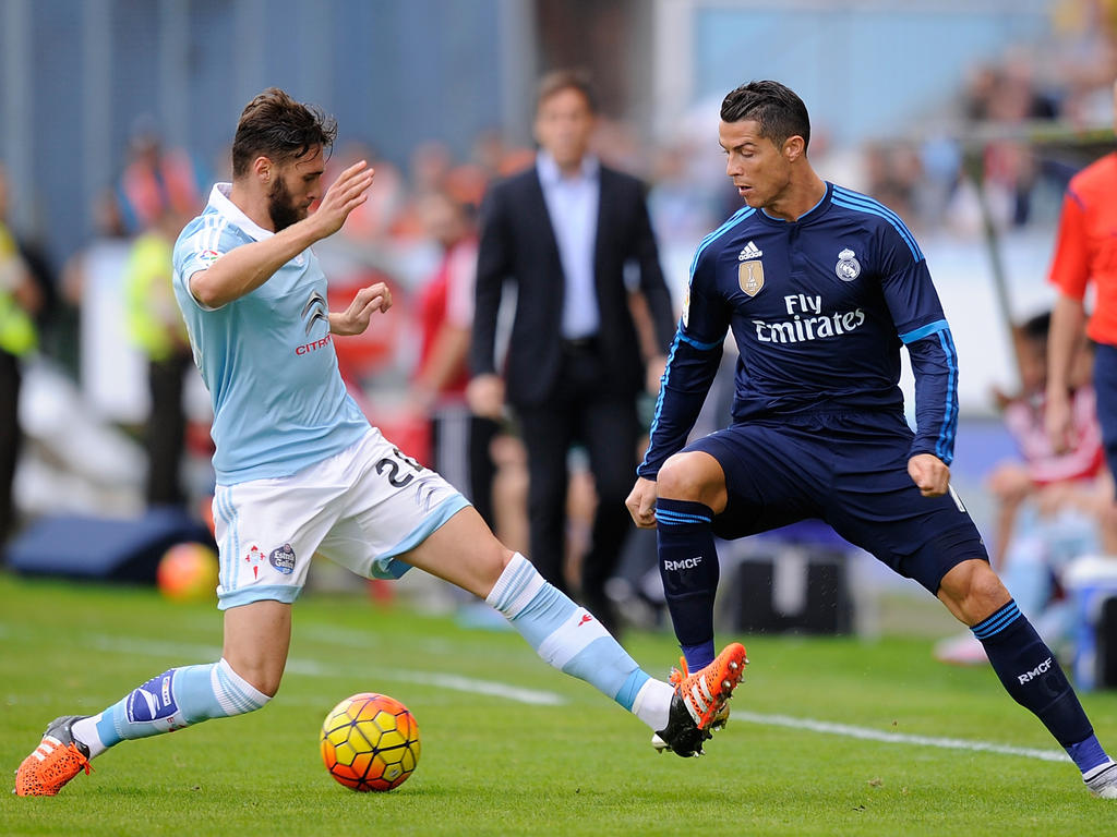 Cristiano Ronaldo sí viaja esta vez con el Real Madrid (Foto: Getty)