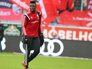 Spielt ab jetzt in Erfurt: Aloy Ihenacho