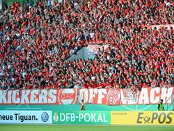 Die Kickers aus Offenbach stehen offenbar vor der finanziellen Rettung