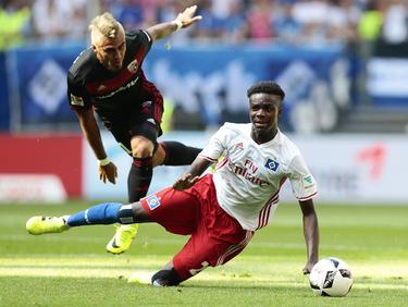 Der Hamburger SV und der FC Ingolstadt trennen sich 1:1-Unentschieden