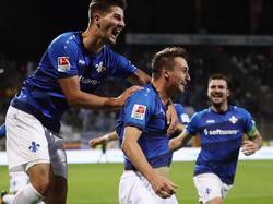 Darmstadt glaubt an das Wunder