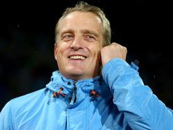 Mike Büskens ist Kandidat auf den Trainerposten beim SC Paderborn