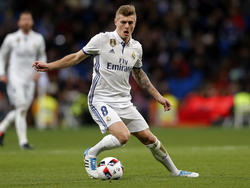 Toni Kroos legte gegen den FC Málaga beide Real-Treffer auf