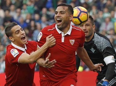 El Sevilla no contempla otra opción que entrar en Champions de nuevo. (Foto: Imago)