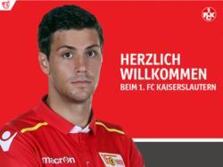 Kessel wechselt nach Kaiserslautern (Bildquelle: FCK-Homepage)