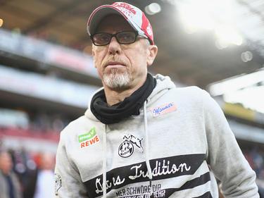 Peter Stöger ist Trainer beim 1. FC Köln