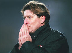 Damals, vor 18 Jahren, wird Toni Schumacher zur Halbzeitpause entlassen