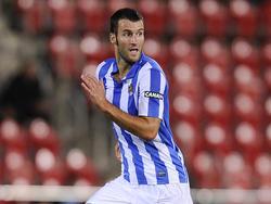 Imanol Agirretxe Arruti spielt seit er denken kann bei Real Sociedad