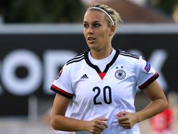 Lena Goeßling fällt wegen einer Knieverletzung aus