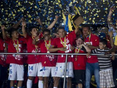 El fútbol hondureño cambia de manos tras el escándalo de corrupción FIFA. (Foto: Imago)