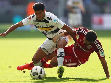 Mahmoud Dahoud hat mit guter Leistung gegen den FCI Lust auf mehr gemacht
