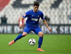 Moritz Stoppelkamp traf zum 2:0-Endstand