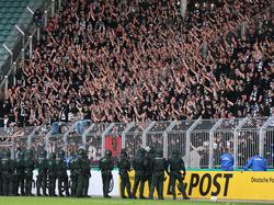 Bei zwei Heimspielen ders 1. FC Magdeburg fehlen Zuschauer