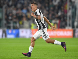 Juves Dybala brachte sein Team zum Ausgleich und kurz danach zur Führung gegen Udine