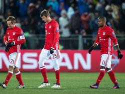 Der FC Bayern München hat überraschend beim FK Rostov verloren