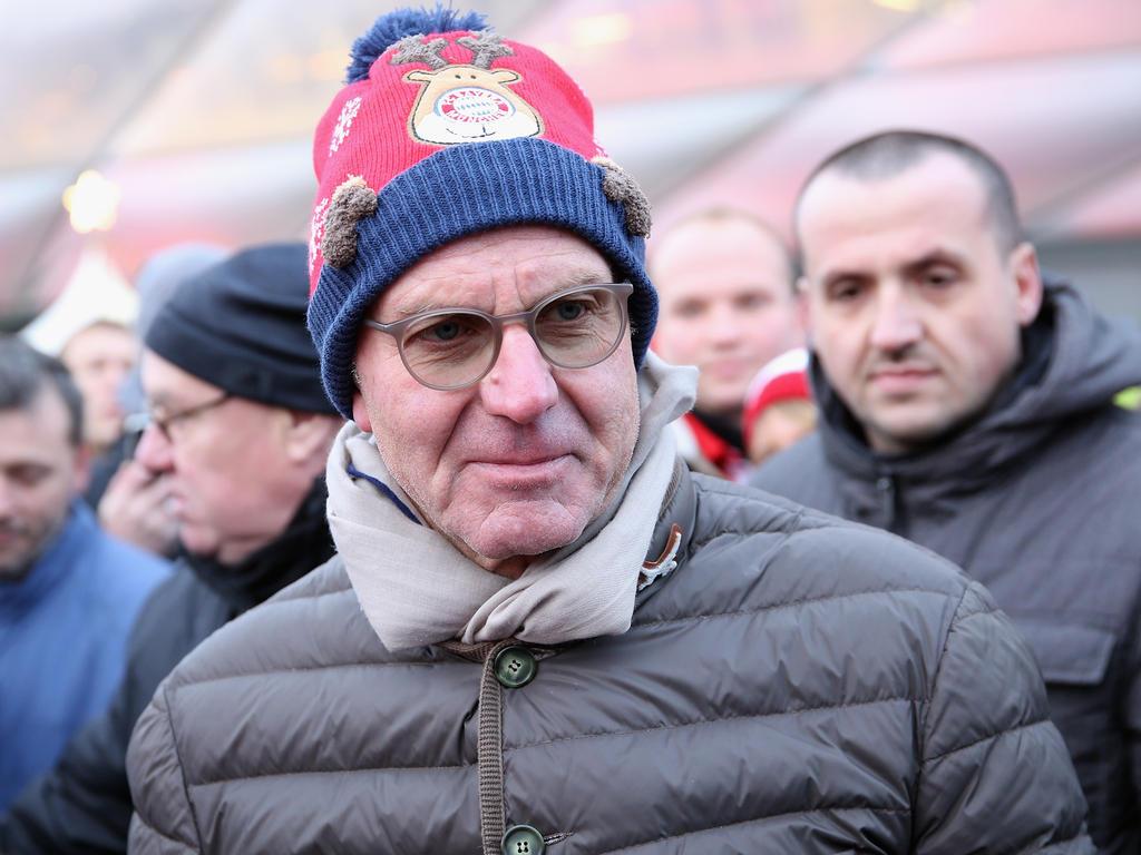 FC Bayern: Rummenigge lässt Coman-Verpflichtung weiter offen