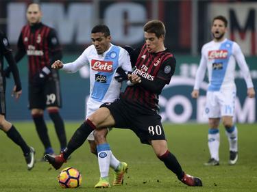 Mario Pašalić machte im Milan-Trikot gute Figur