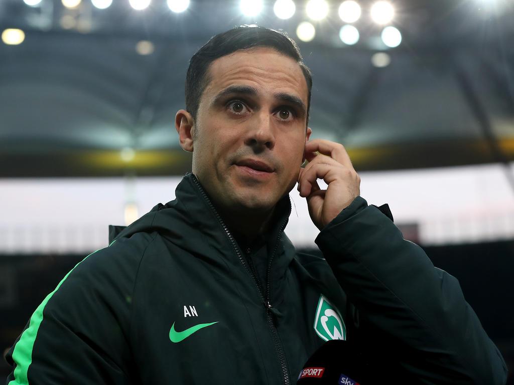 Hoffnung auf friedliches Nordderby Werder gegen HSV