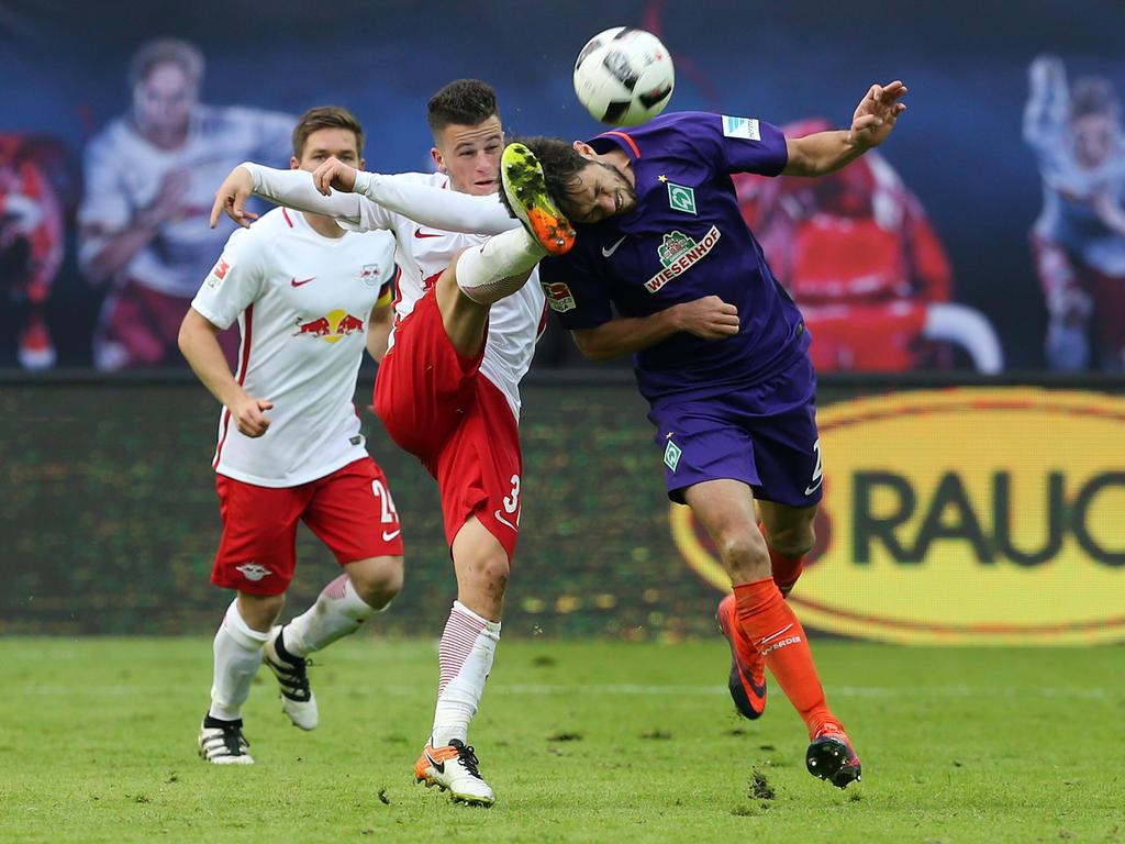 Platz 2: Diego Demme (RB Leipzig)