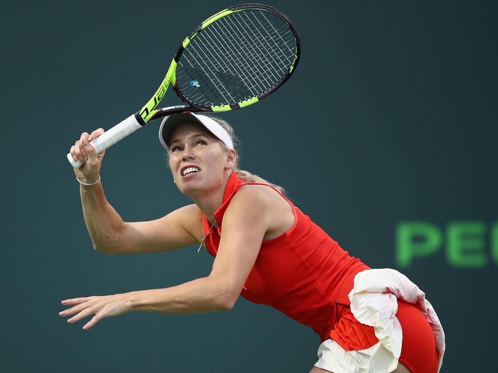 Platz 6 (-): Caroline Wozniacki - 4640 Punkte