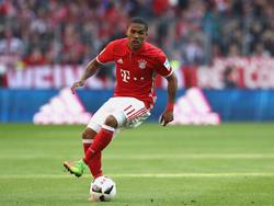 Douglas Costa wird wohl vom FC Bayern zu Juventus wechseln