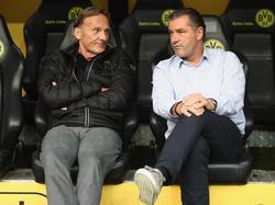 Kritik an den BVB-Bossen Hans-Joachim Watzke und Michael Zorc