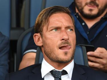 Francesco Totti machte 785 Spiele für AS Rom