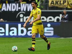 Neven Subotić stand gegen Frankfurt in der Startelf