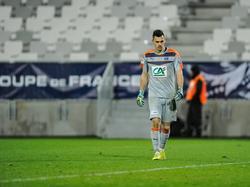 Jérôme Prior sorgte bei Bordeaux für einen Eklat