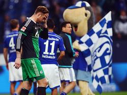 Ralf Fährmann machte gegen Leverkusen keine glückliche Figur