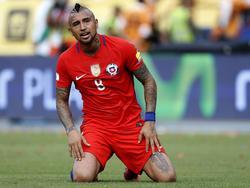 Arturo Vidal könnte den Bayern gegen den BVB fehlen