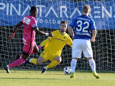 Der SV Darmstadt unterlag Genk denkbar knapp
