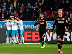 Schalke 04 gewinnt das Duell der direkten Konkurrenten deutlich