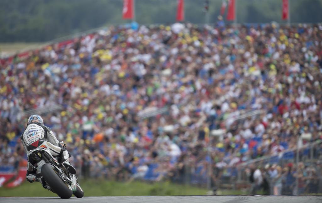 Sachsenring - MotoGP