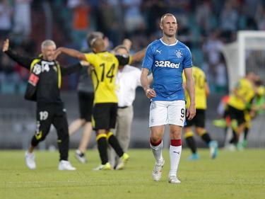 Die Glasgow Rangers sind in der Europa-League-Quali krachend gescheitert
