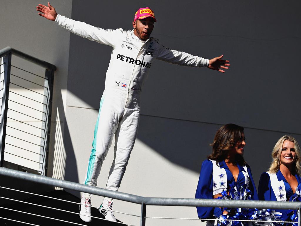 Lewis Hamilton fuhr ein weiteres fehlerfreies Rennen