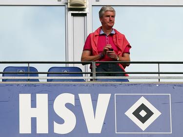 Bernhard Peters verlängert beim Hamburger SV