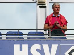 Verlängert Bernhard Peters beim HSV?