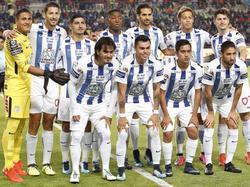Once del Pachuca en la semifinal de Copa MX. (Foto: Imago)