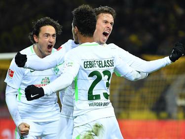 Neues Selbstvertrauen beim SV Werder